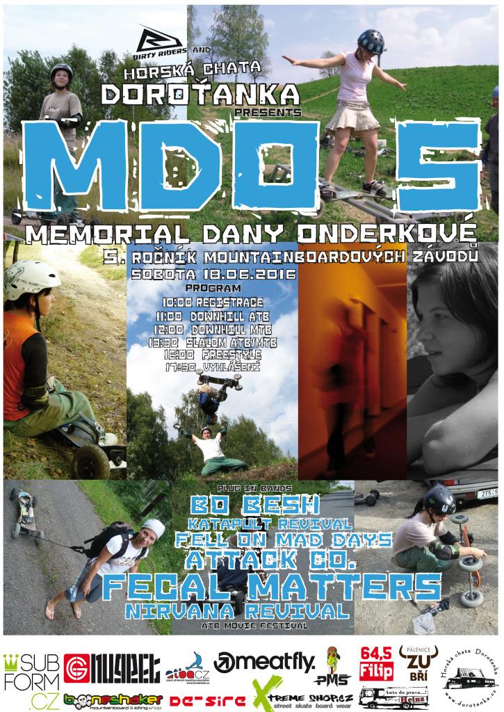 plakát mdo5 official